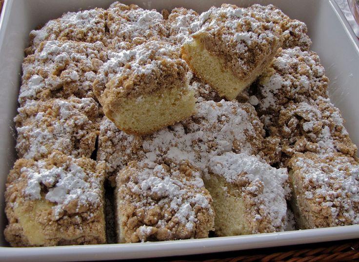 Mini Crumb Cake Recipe