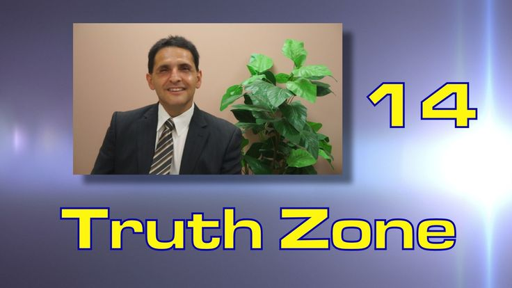 Truth Zone 14 Pastor Artie Aragon Part 1 Truth Pastor Sermon