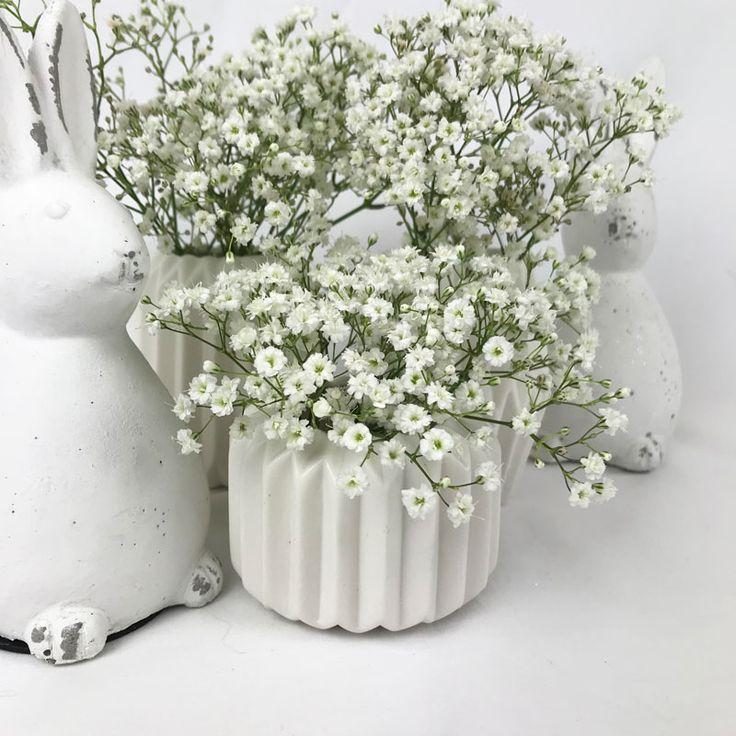 Ostern ist hoffentlich nur die Deko weiß!