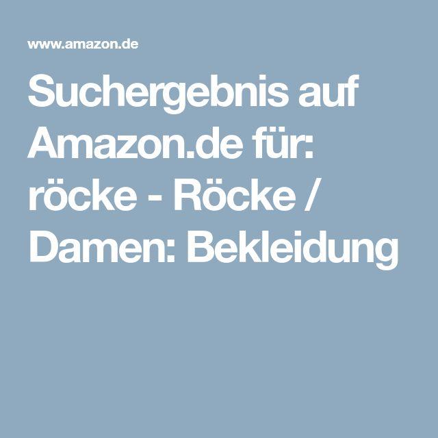 Suchergebnis auf Amazon.de für: röcke - Röcke / Damen: Bekleidung