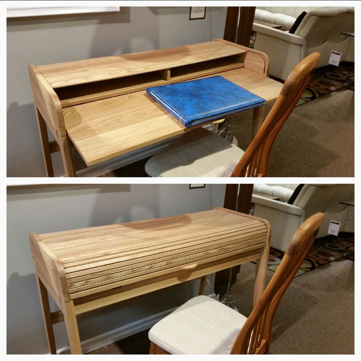 Fort Collins, Forts. EQ3u0027s Version Of The Secretaryu0027s Desk. Constructed Of  Solid Ash And Ash ...