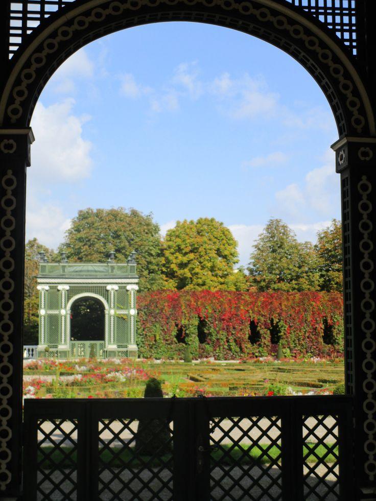 Superb Botanischer Garten Schloss Sch nbrunn in Wien