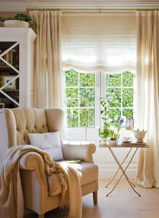... by design on Pinterest | Valances, Window treatments and Roman shades