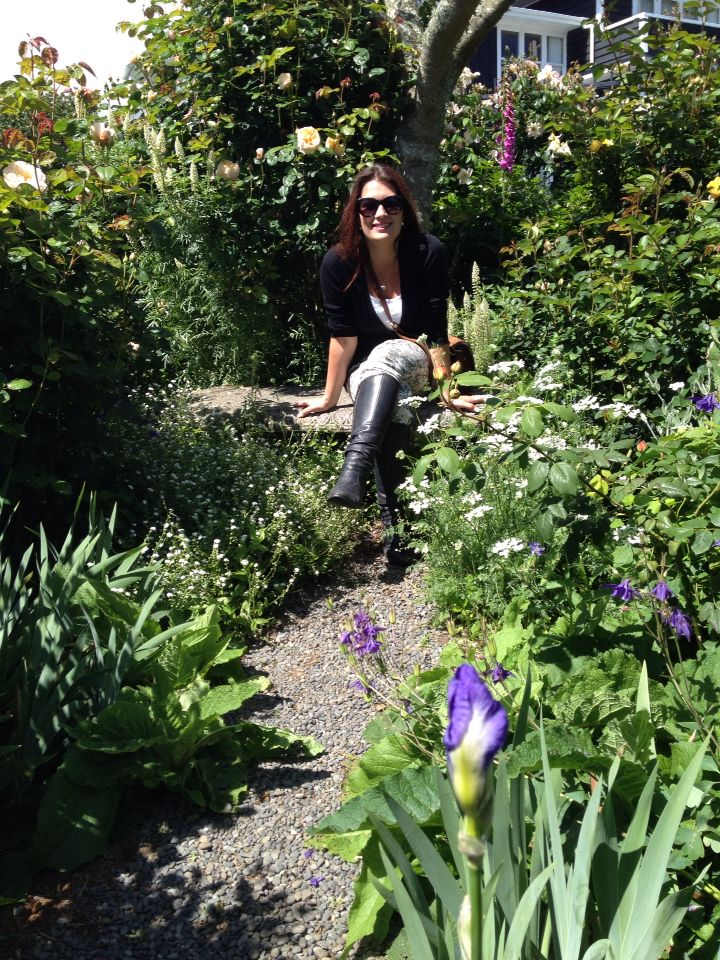 My happy place...in the garden