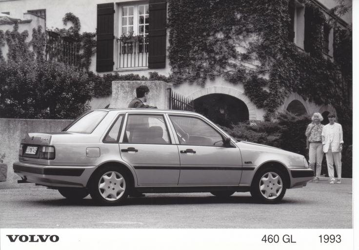 Volvo 460 GL Sedan (1993)