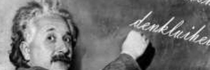Als schrijver blijf ik graag creatief. Daarbij leer ik graag van anderen.De kracht van Einstein was zijn verbeelding. De enige experimenten die hij deed waren gedachte-experimenten. Hij