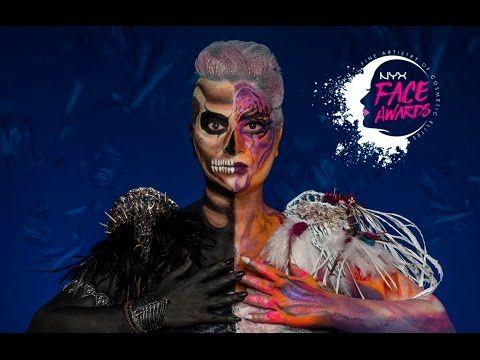 Esta es mi candidatura para los NYX Face Awards, está hecho con mucho cariño, espero que os guste!!!  😊