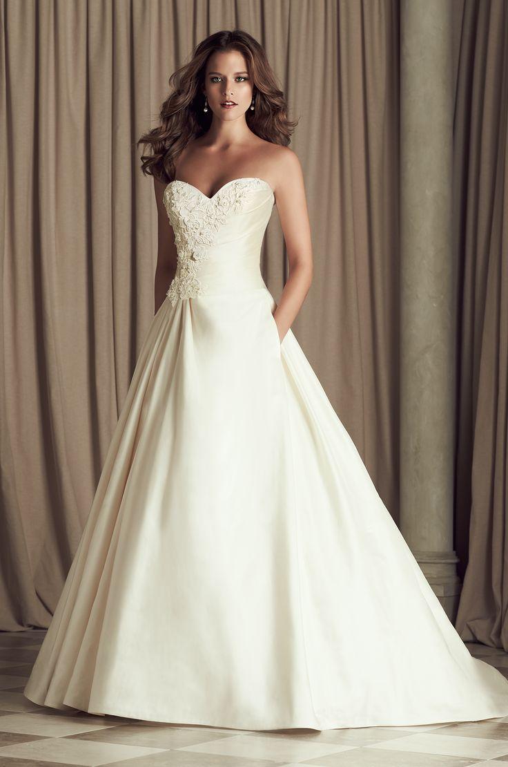 271 Best Images About Wedding Dresses On Pinterest Oscar