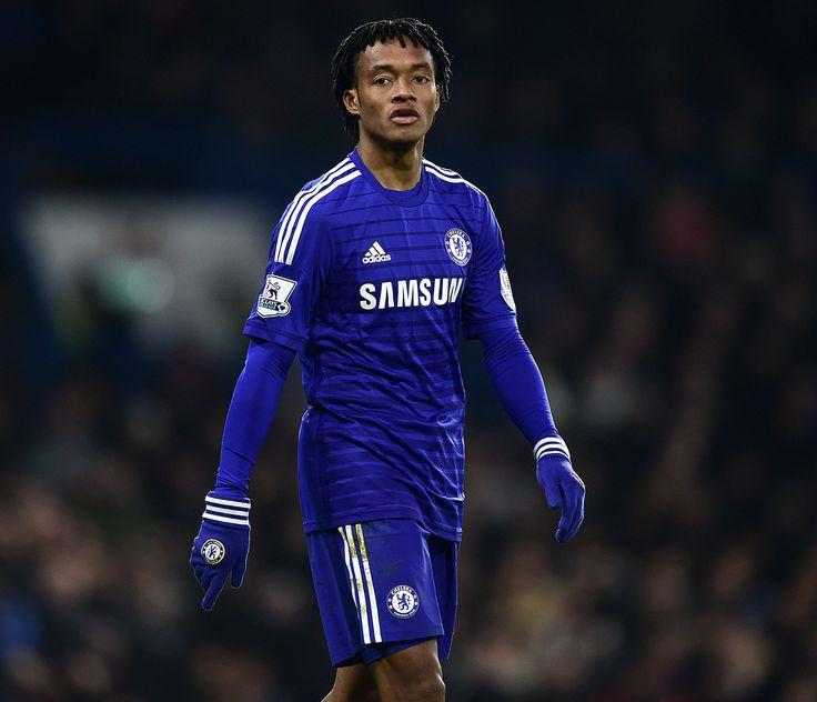 Juan Cuadrado 23 MF. Chelsea FcBluesSportDeporteSportsChelsea F.c.