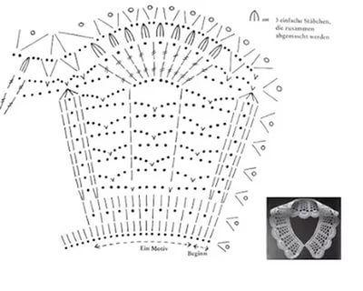 воротник и манжеты для школьной формы крючком схемы: 10 тыс изображений найдено в Яндекс.Картинках