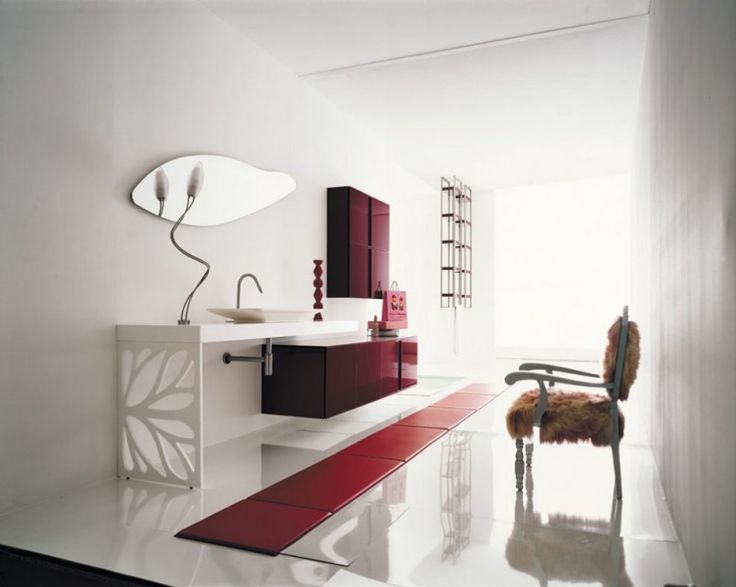 Steelers Bathroom Decor Red Bathroom Design Ideas Inexpensive Bathroom  Vanities And Sinks 1002x800