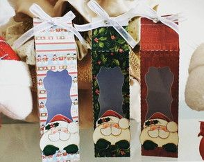caixa para natal