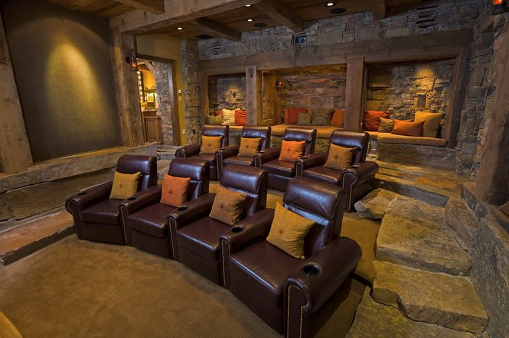 Rustic Design Ideas movie themed wall decor decoration ideas images in home theater