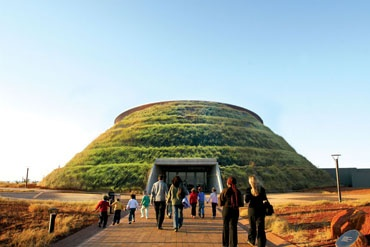 Maropeng - Cradle of Humankind, South Africa