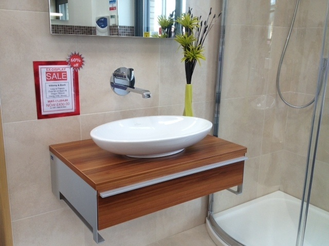 1000 images about small bathroom on pinterest art deco for Ex display bathrooms