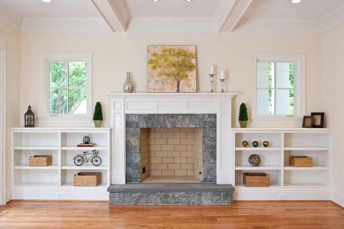 Studio Z Home Design Part - 28: Studio Z Design Concepts, From 3500 To 5000 Sq Ft, Fireplace Room