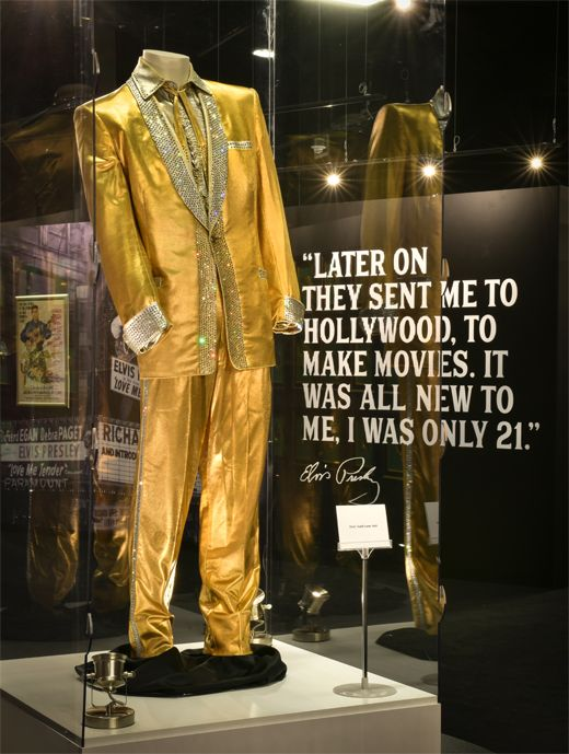 Elvis: The Entertainer Career Museum is the world's largest Elvis museum - and it's at Elvis Presley's Memphis at Graceland!