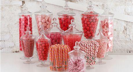 Eine Candy Bar zur Hochzeit - Hochzeitsportal HOCHZEIT FEIERN | Magazin & Hochzeitsforum