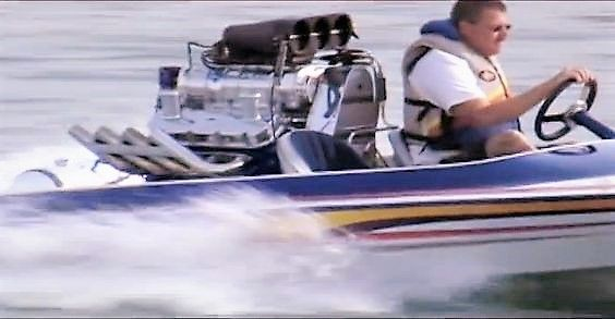 Blown Flat Bottom Boats Are Nuts.