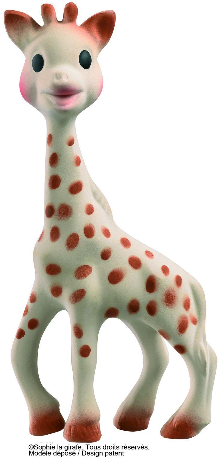Les Follies - Sophie Le Giraffe - Sophie Le Giraffe Teether