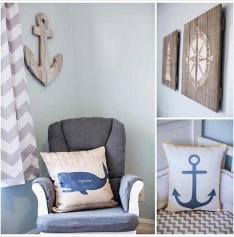 Best 25 Nautical theme nursery ideas on Pinterest Nautical baby