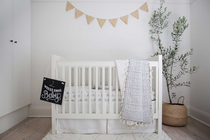 Interior stylist Eliza Ashe on how to create a chic unisex nursery - The Grace Tales