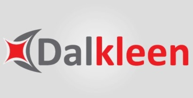 Logo designed for Dalkleen a hygiene company based in Coffs Harbour by www.viadesign.com.au