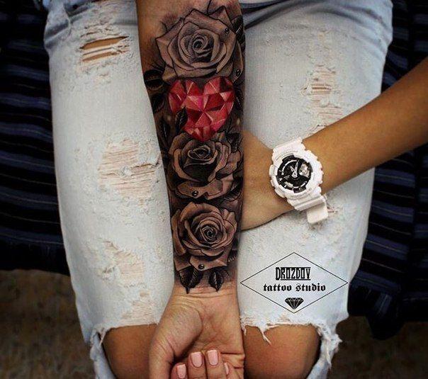 Каталог. Эскизы татуировок.