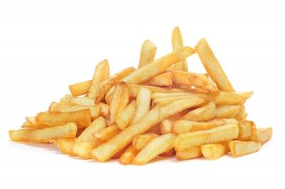 15 Trigger Foods for IBS: Foods to Avoid for IBS Suffers - 13. FRENCH FRIES French fries can be too fatty for people with irritable bowel syndrome. Instead, try making them yourself! Toss the cut potatoes with a dash of oil and bake them until browned.