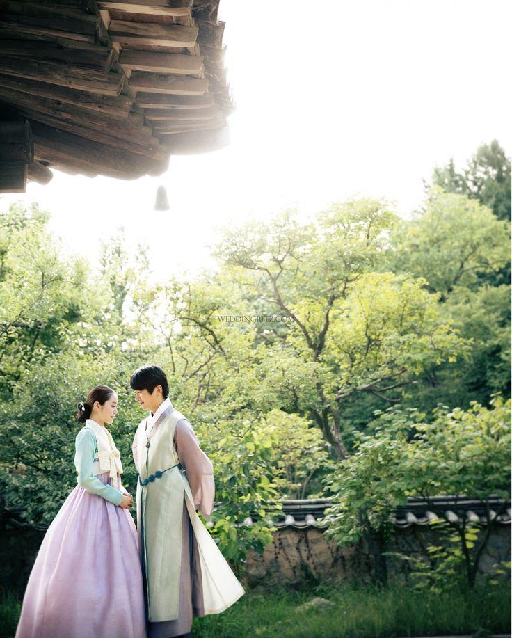 WeddingRitz, 그레이스케일, 한복, 한복 웨딩촬영, 윤의한복
