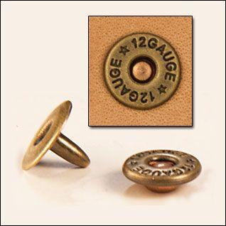 Shotgun Shell Rivets 30/pk