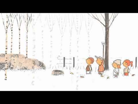 Een leuk verhaaltje dat je kan gebruiken in de klas: Anton en de blaadjes.