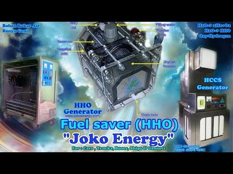 Fuel Saver New HHO Joko Energy Indonesia - YouTube