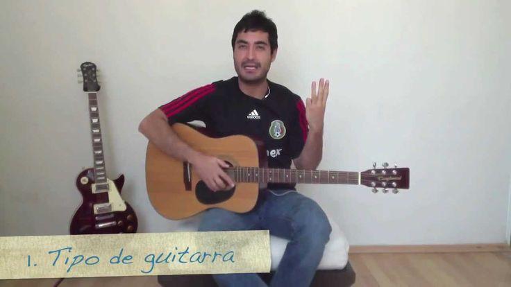 Consejos para guitarristas con dedos cortos - Aprendiz de Guitarra