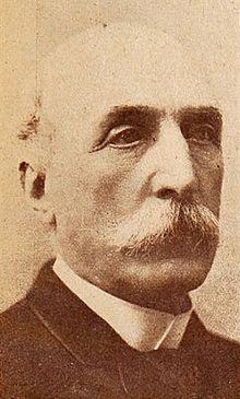 Guillermo Blest Gana (1829-1904), Escritor y diplomático chileno, embajador en Buenos Aires
