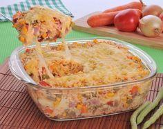 Aprenda a preparar arroz com mortadela com esta excelente e fácil receita. O arroz com mortadela é um prato completo e econômico perfeito para servir a amigos e...