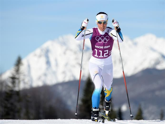 Charlotte KALLA, Sweden. Cross-country. Sochi 2014 Best Of Day 1 Previews.