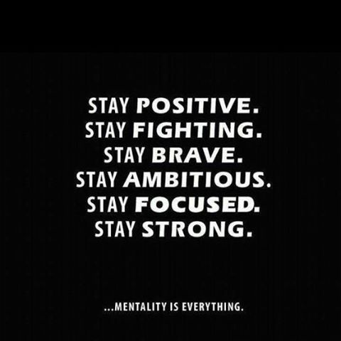 This applies to all aspects of my life and I'm so glad I discovered my inner strength!