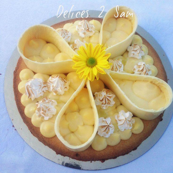 Les 57 meilleures images propos de les plus belles tartes au citron sur pinterest voyage - Tarte au citron meringuee facile et rapide ...