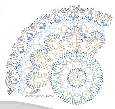 Materiales gráficos Gaby: Tapete con molde