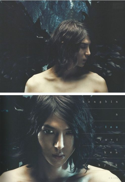 Leo (Jung Taek Woon) ♡ #VIXX - HYDE