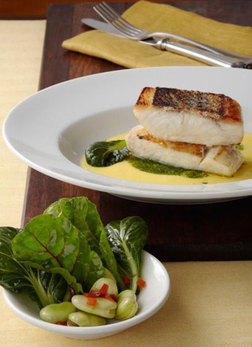 """Resalte con ingredientes propios de la tierra colombiana el sabor del mero, pescado muy apreciado en todos los lugares donde se encuentra. Un antiguo refrán dice: """"De la mar, el mero y de la tierra, el carnero"""". Receta de la chef Leonor Espinosa"""