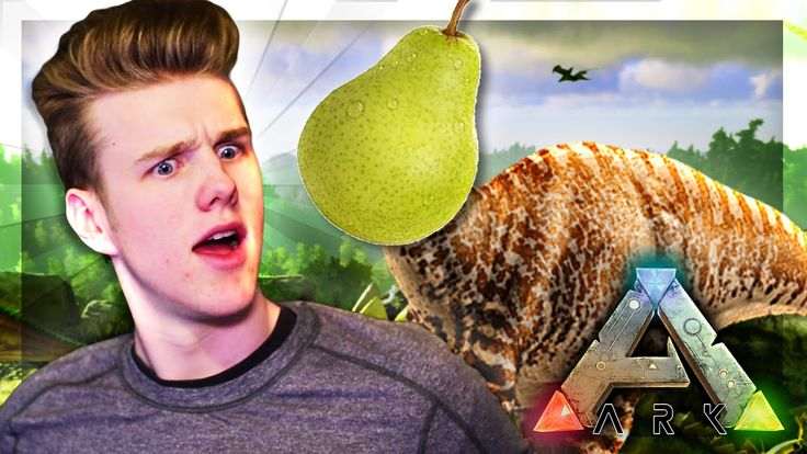 ARK: Survival Evolved Server - THE PEAR-ASAUR! #3