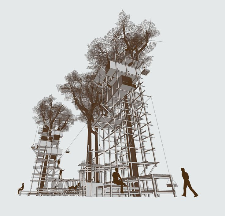 1000+ Ideas About Paper Architecture On Pinterest