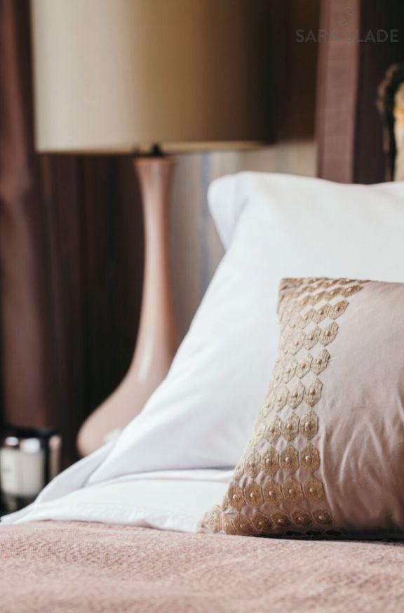 Bedroom Design by Sara Slade Interiors