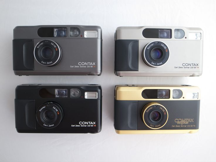 contax point and shoot - Google Search