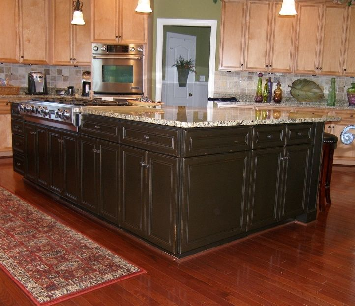 Red Birch Kitchen Cabinets: 15 Best Images About Kitchen Cabinet Refinishing, Refacing