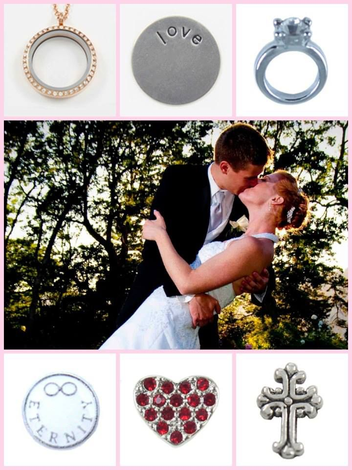 Wedding Locket South Hill Designs