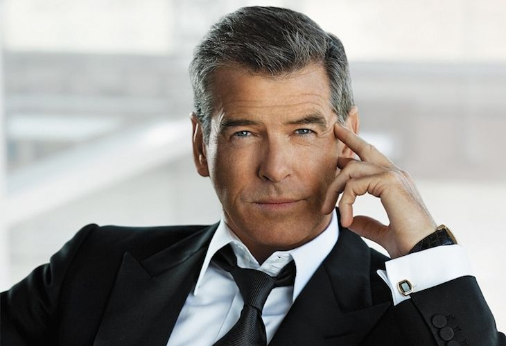 Apart from the Bond franchise, Pierce Brosnan hasn't really been associated with the action genre. Description from electroshadow.com. I searched for this on bing.com/images