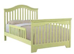 Tots To Teens Furniture : All Seasons Full Bed Conversion Kit By Young  America   Young Americau0027s Built To Grow Cribs Are Built To Transform Safely  And E.